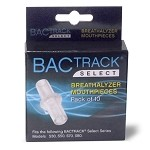 BacTrack Breathalyzer Mouthpieces - 10-Pack