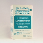 Alco-Screen Oral Fluid (Saliva) Alcohol Test - Case (24 pcs.)
