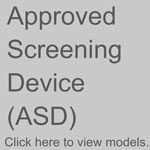 Approved Screening Devices (ASD)