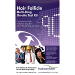 HairConfirm Business - Hair Strand Drug Test