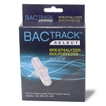 BacTrack Breathalyzer Mouthpieces  - 50-Pack