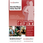 SteroidConfirm Laboratory Steroid Urine Test