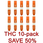 VeriCheck Urine Drug Test - THC Marijuana 10-pack