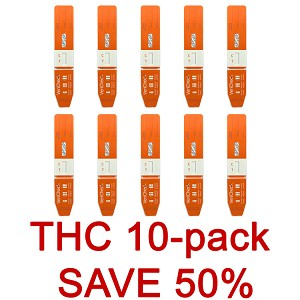 VeriCheck® Urine Drug Test - THC Marijuana 10-pack